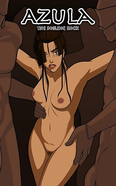 Avatar- Azula in the Boiling..