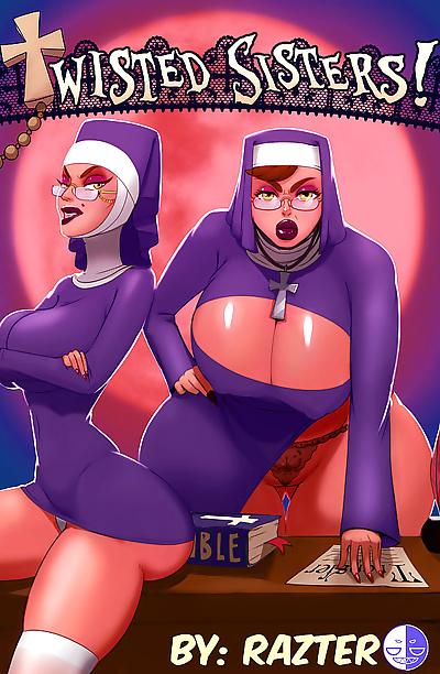 Razter- Twisted Sisters