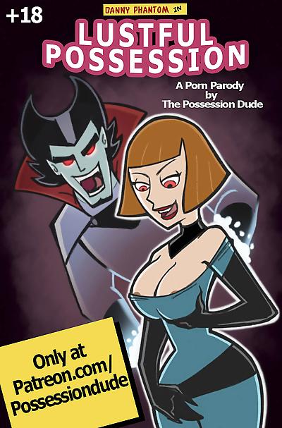 Danny Phantom- Lustful..