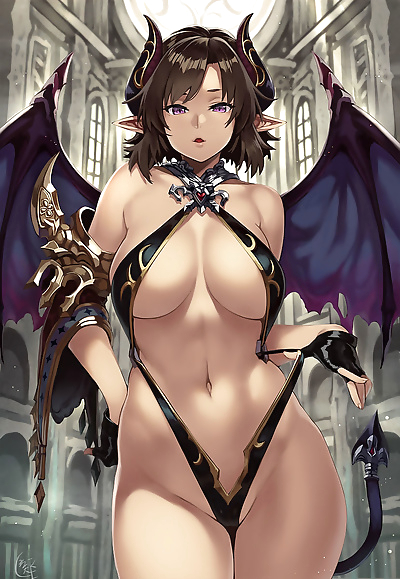 Succubus-Demon Girl - part 8