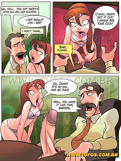 Familia Sacana 1 - Daddys Girl