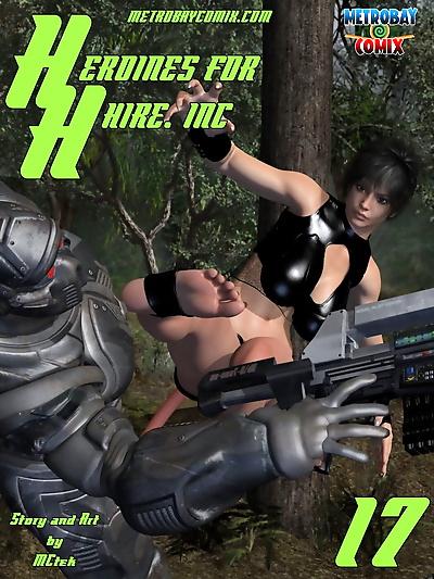 McTek- Heroines for Hire 17..