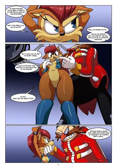Sonic The Hedgehog- Broken..