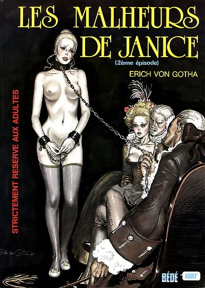 Les malheurs de Janice T2