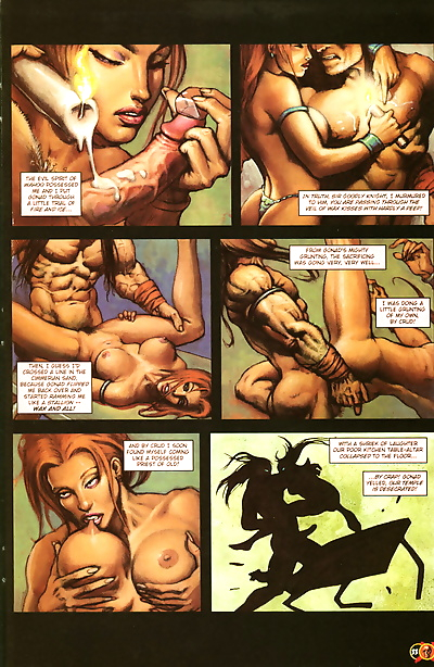 Penthouse Comix 26 - part 2