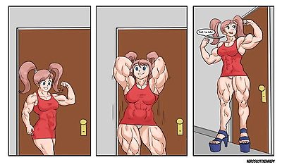 Muscle Growth Commission