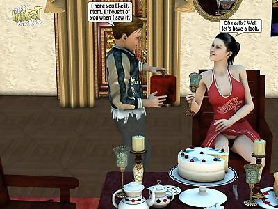 madre + figlio Compleanno Regalo