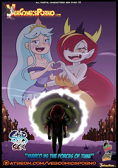 Marco vs the Forces of Time