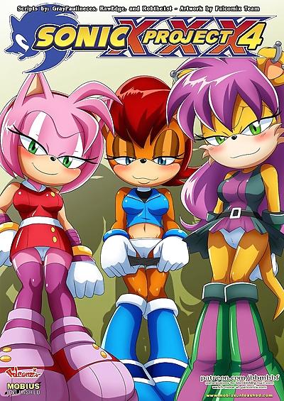 Sonic Project XXX 4