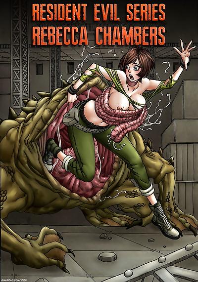 Resident Evil Series -..