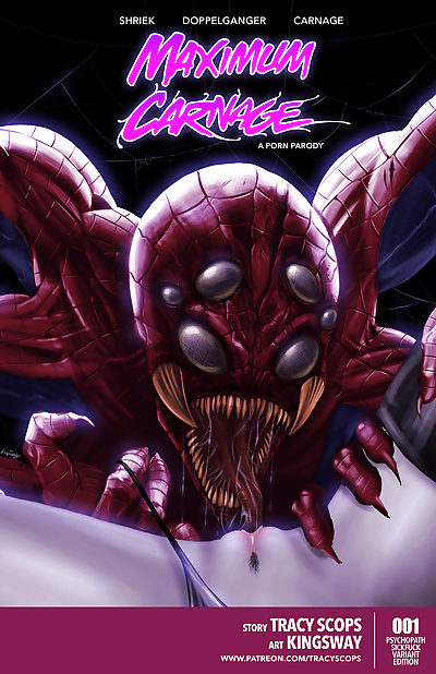 - MAXIMUM CARNAGE