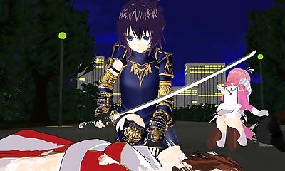 Genkai Shinki Berselina 1-9..