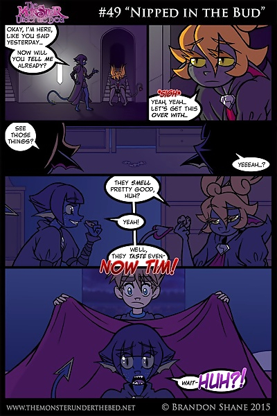The Monster Under the Bed -..