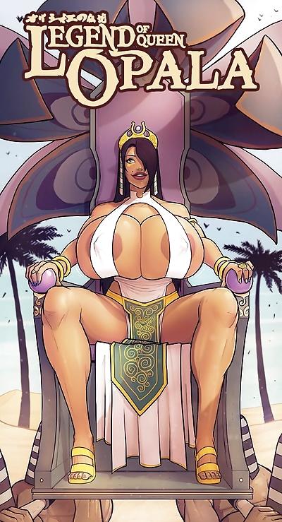 Legend of Queen Opala -Tales..