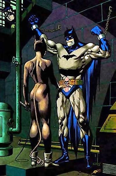Batman porn cartoons - part..