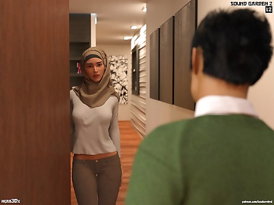 hijab dx losekorntrol