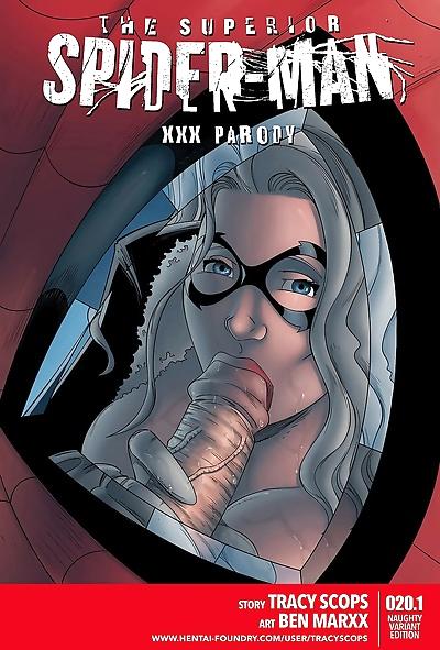 Superior Spider-Man- Tracy..