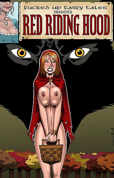 Red Riding Hood- DeucesWorld