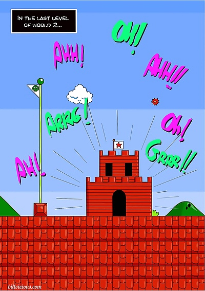 Bill Vicious-Nintendo..