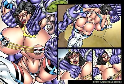 Superheroine- Major Wonder..