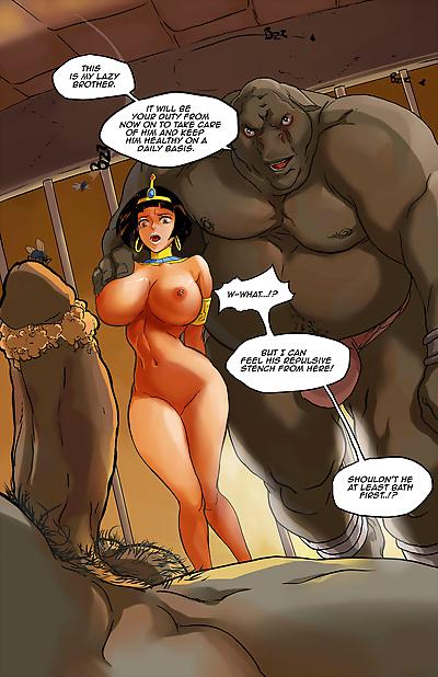 कहानियों के ओपाला- के enslaved..