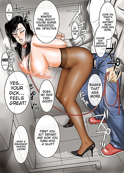 Pantyhose Detective