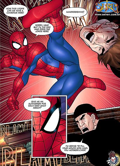 Seiren- Spiderman