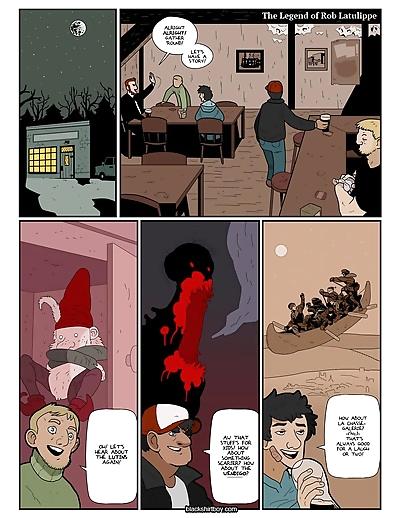 Blackshirtboy- Interludes 2