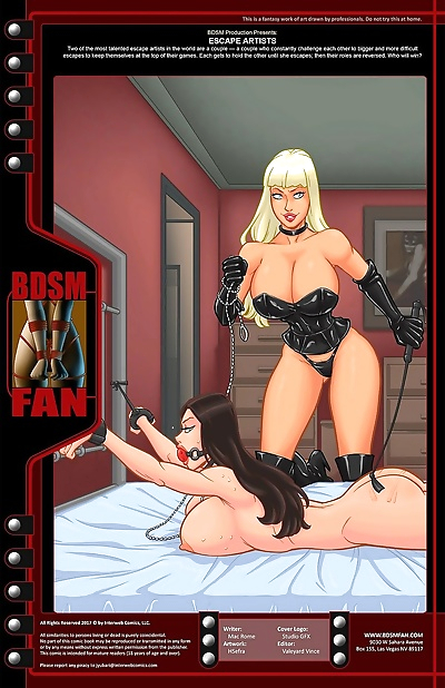 Bdsm Fan- Escape Artists
