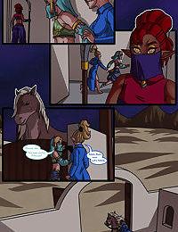 Zeldas Rescue