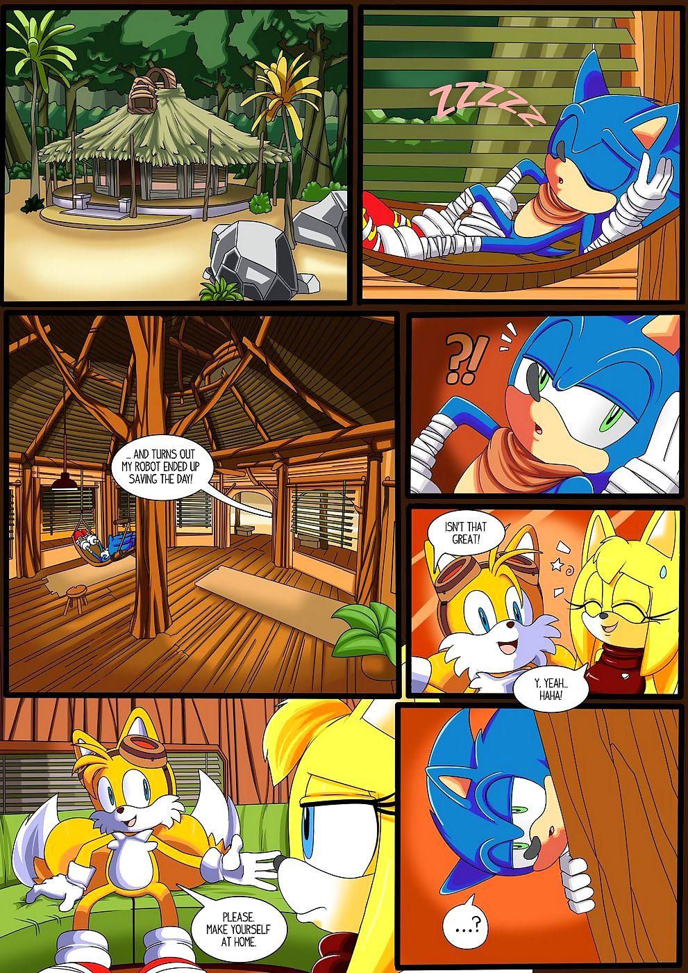 Sonic Sex Comix