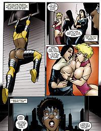 9 Superheroine-Ashantalia