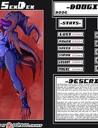 Monster Harem Feverish Absolute Passion! Ch. 1-3 - part 5