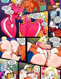 PinkPawg Dragon Ball Super- The Goddess of Universe 7