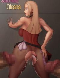 sexcretary โอเลอาน่า