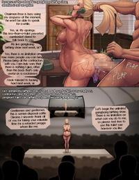 سكرتيرة الجنس أوليانا