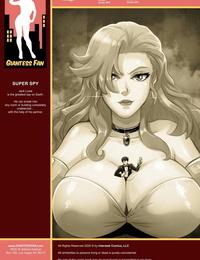 GiantessFan – Super Spy 01